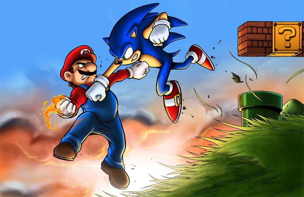 223 best Mario and Sonic! images on Pinterest | Mario ... |Super Mario Sonic Boom